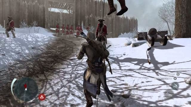 Assassin's Creed 3 PC Games Screenshots