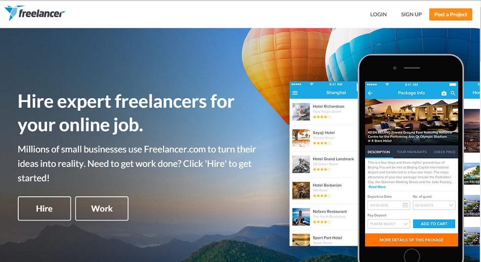 Find freelancer online вакансия фотограф фрилансер