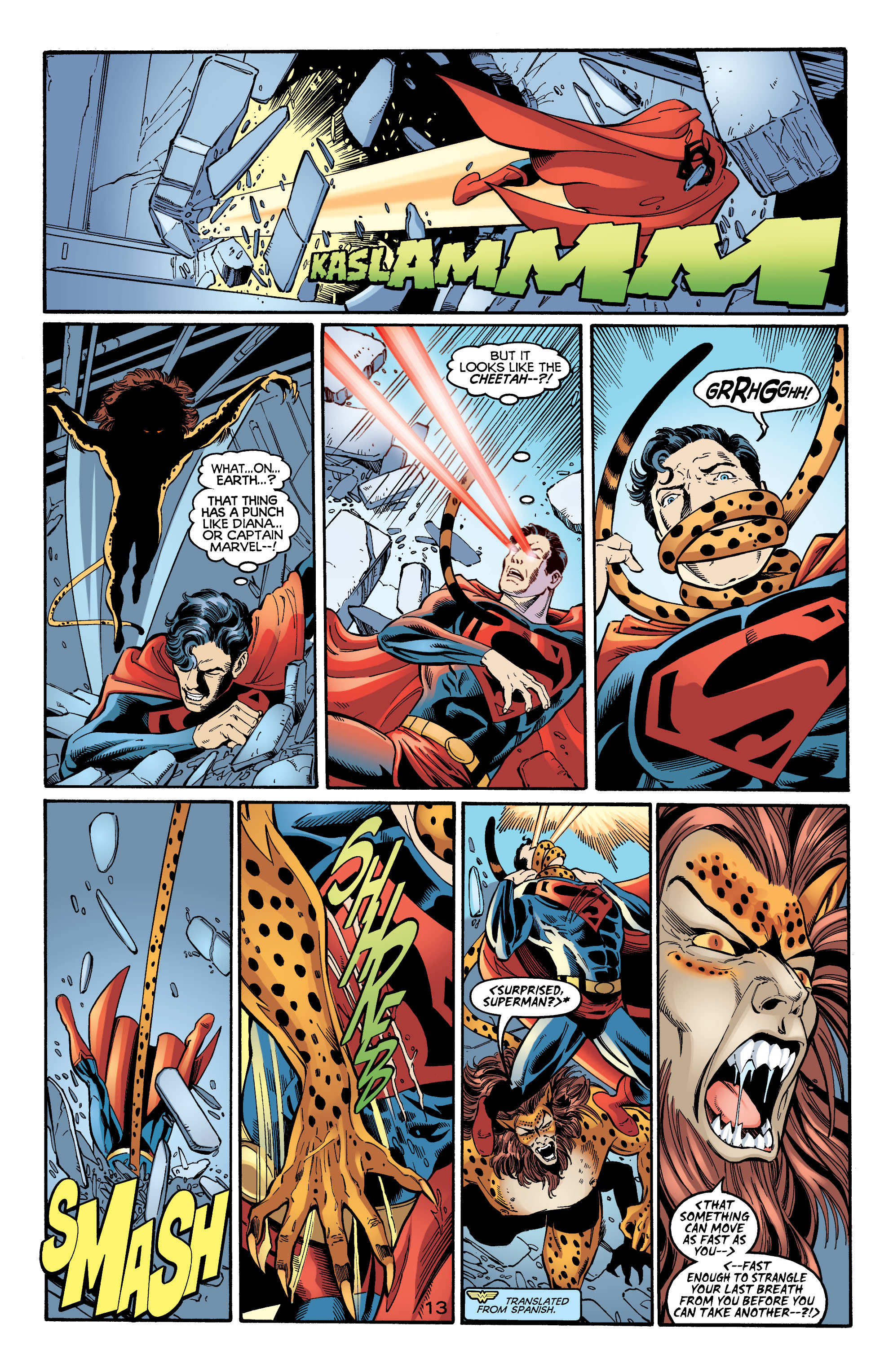 Read online Wonder Woman (1987) comic -  Issue #174 - 14