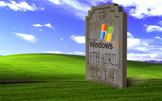 Microsoft to Shutdown Windows XP Support ~ all about TECH