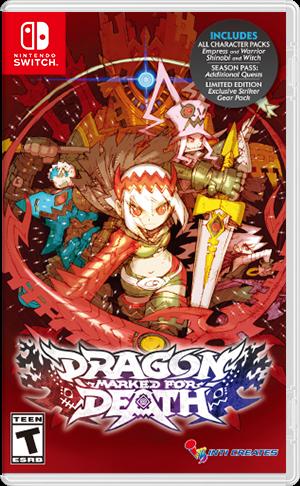 Dragon Marked for Death + DLC Switch XCI NSP - Switch-xci com