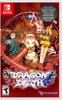 Dragon Marked for Death + DLC Switch XCI NSP