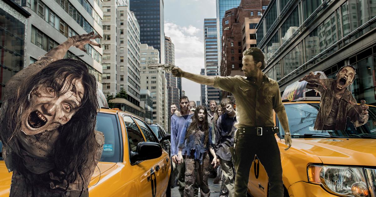 Tem Na Web - The Walking Dead e o vírus zumbi