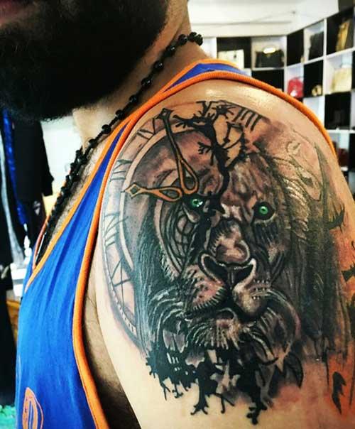 erkek omuz dövmeleri man shoulder tattoos 22