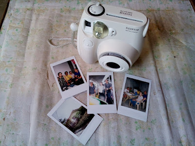 Fujifilm's Instax Mini 7s Camera