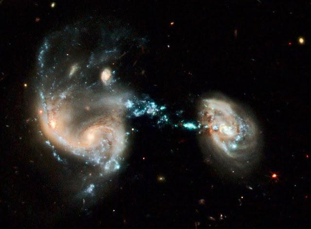 Splendour eye: New Milestone by Hubble Space Telescope