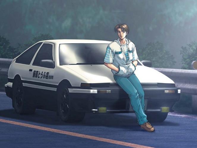 anime balapan terbaik