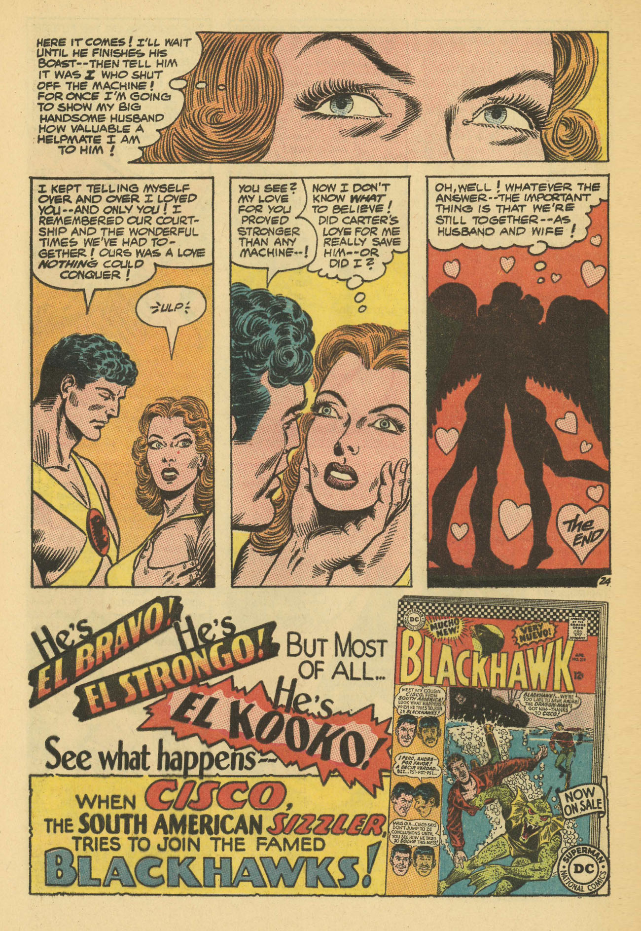 Hawkman (1964) issue 13 - Page 32