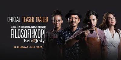 DOWNLOAD FILM FILOSOFI KOPI 2 FULL MOVIE (2017) DVDRip
