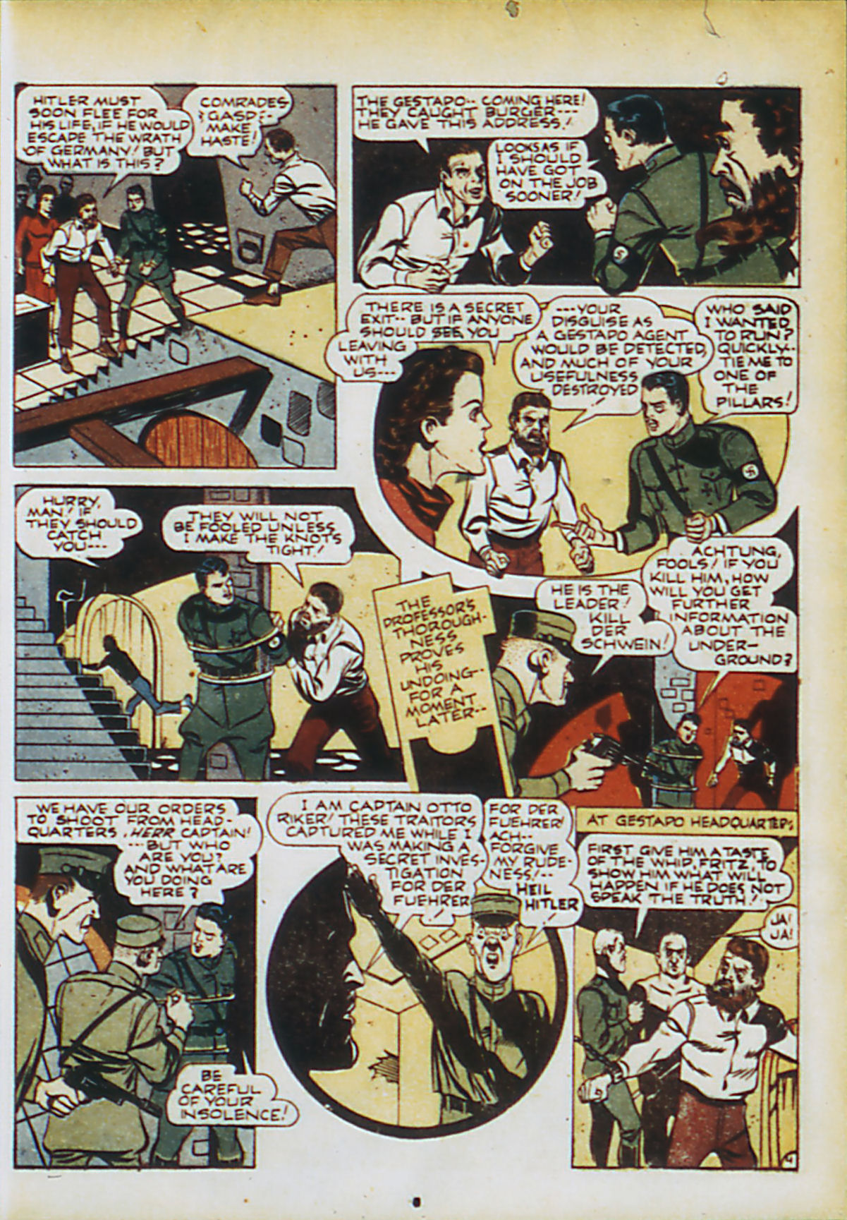 Read online Action Comics (1938) comic -  Issue #55 - 45
