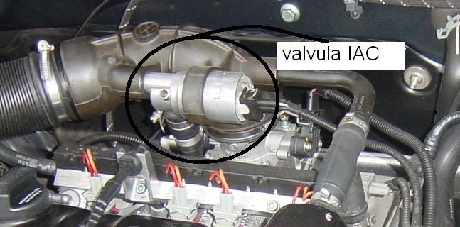 sensores del automovil: algunos sensores