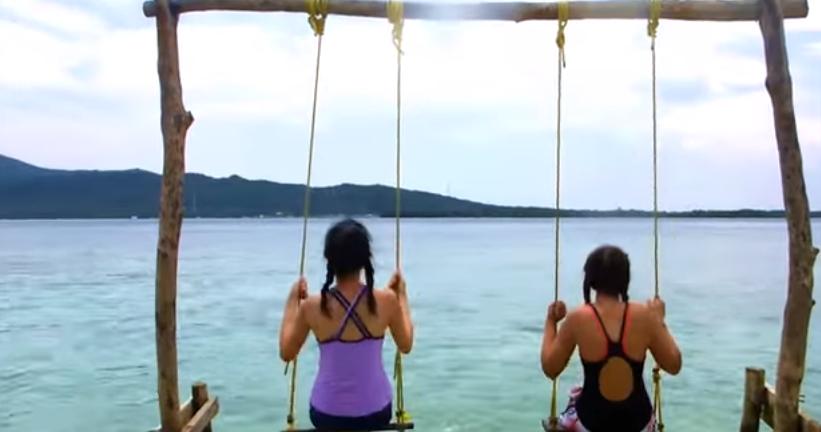 Pantai Annora spot instagramable di Karimun Jawa
