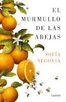 """""""El murmullo de las abejas"""" de Sofía Segovia."""
