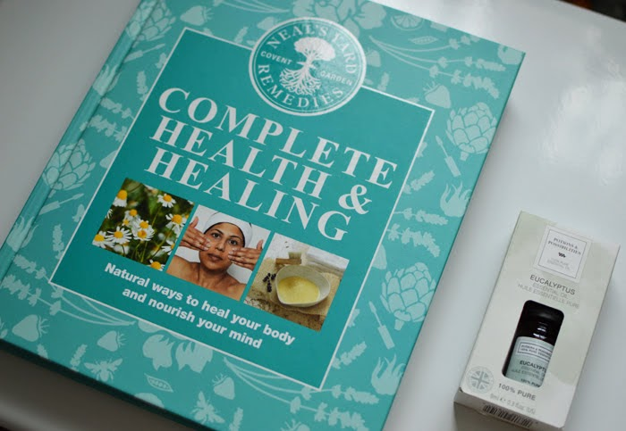 Neals Yard Remedies Health & Healing Book