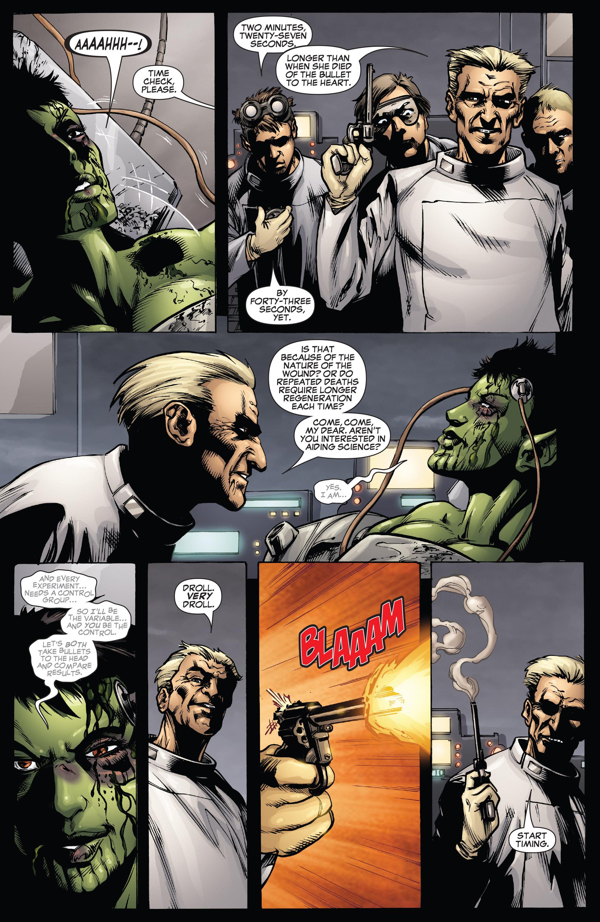 Read online She-Hulk (2005) comic -  Issue #38 - 17
