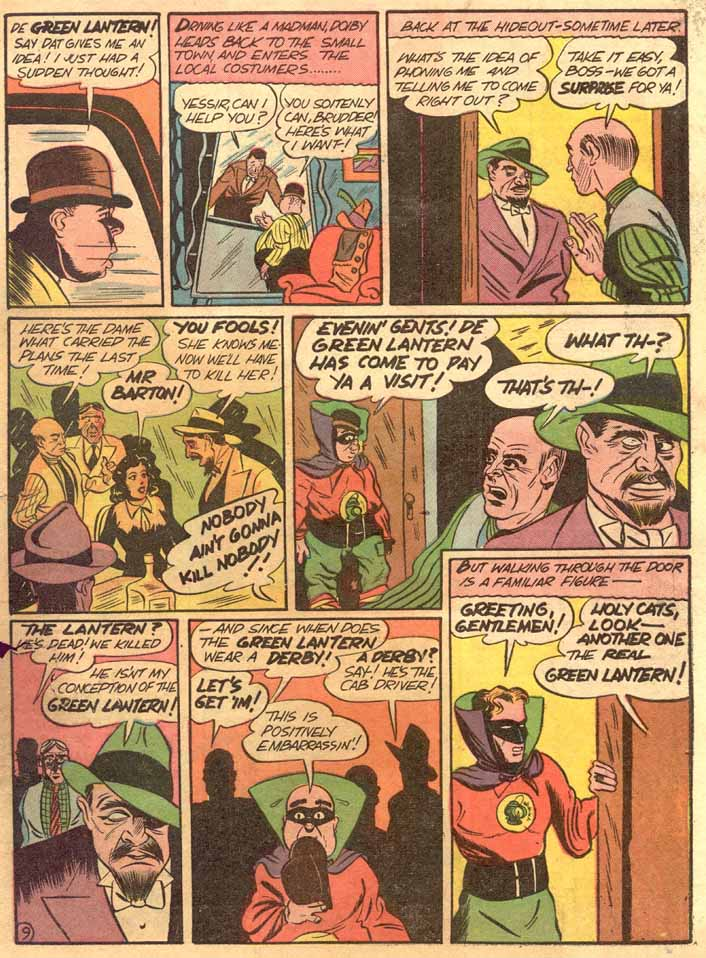 Read online All-American Comics (1939) comic -  Issue #27 - 11