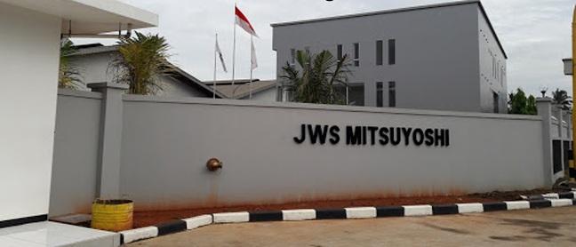 Informasi Loker Purwakarta Untuk SMA/SMK di PT Mitsuyoshi Manufacturing Indonesia (PT. JWS Mitsuyoshi)