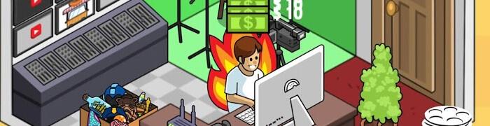 5 melhores jogos de simulador de Youtuber: TubeTycoon