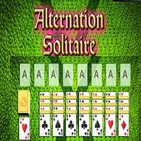 Card Game: Alternation Solitaire