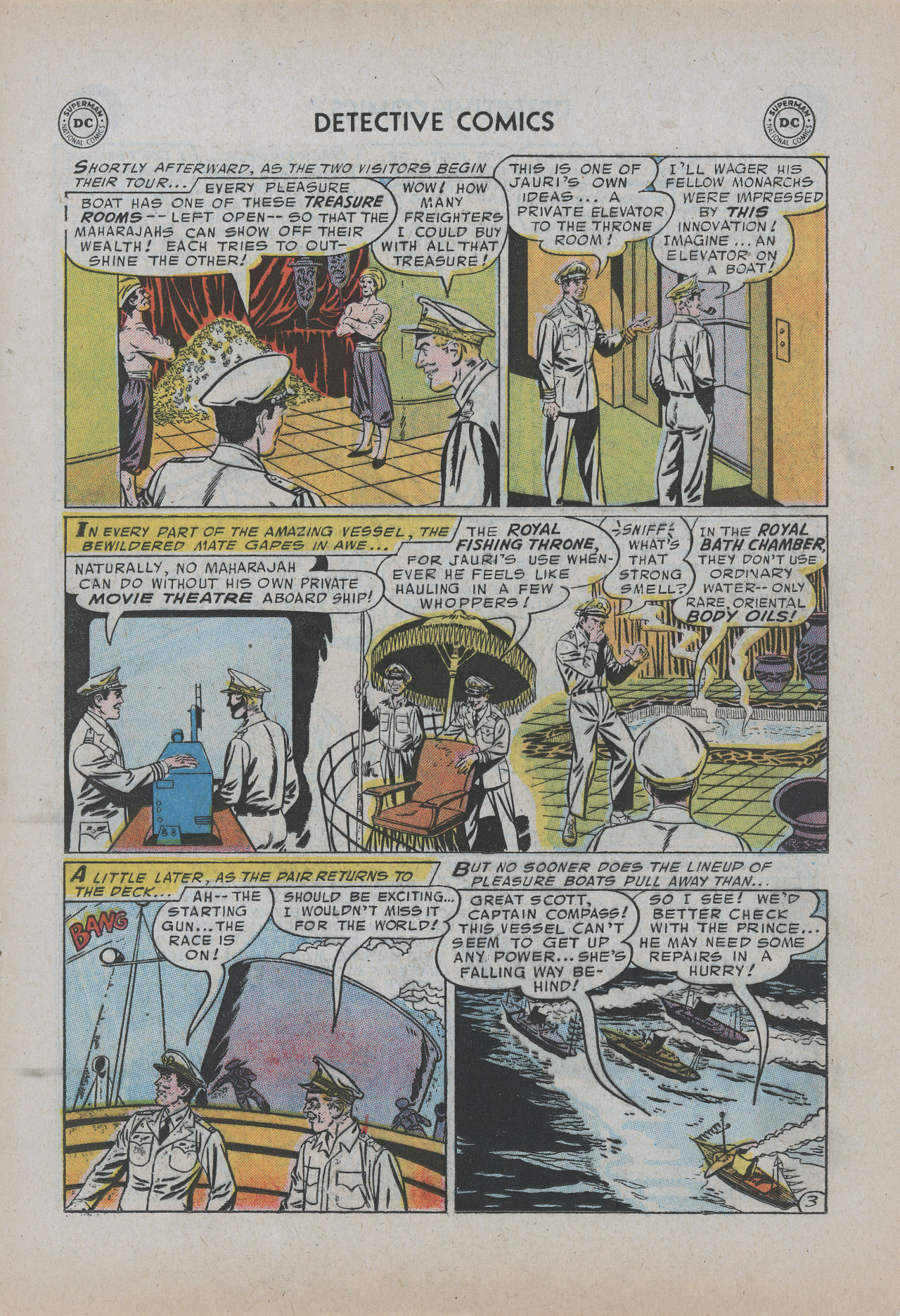 Detective Comics (1937) 223 Page 19