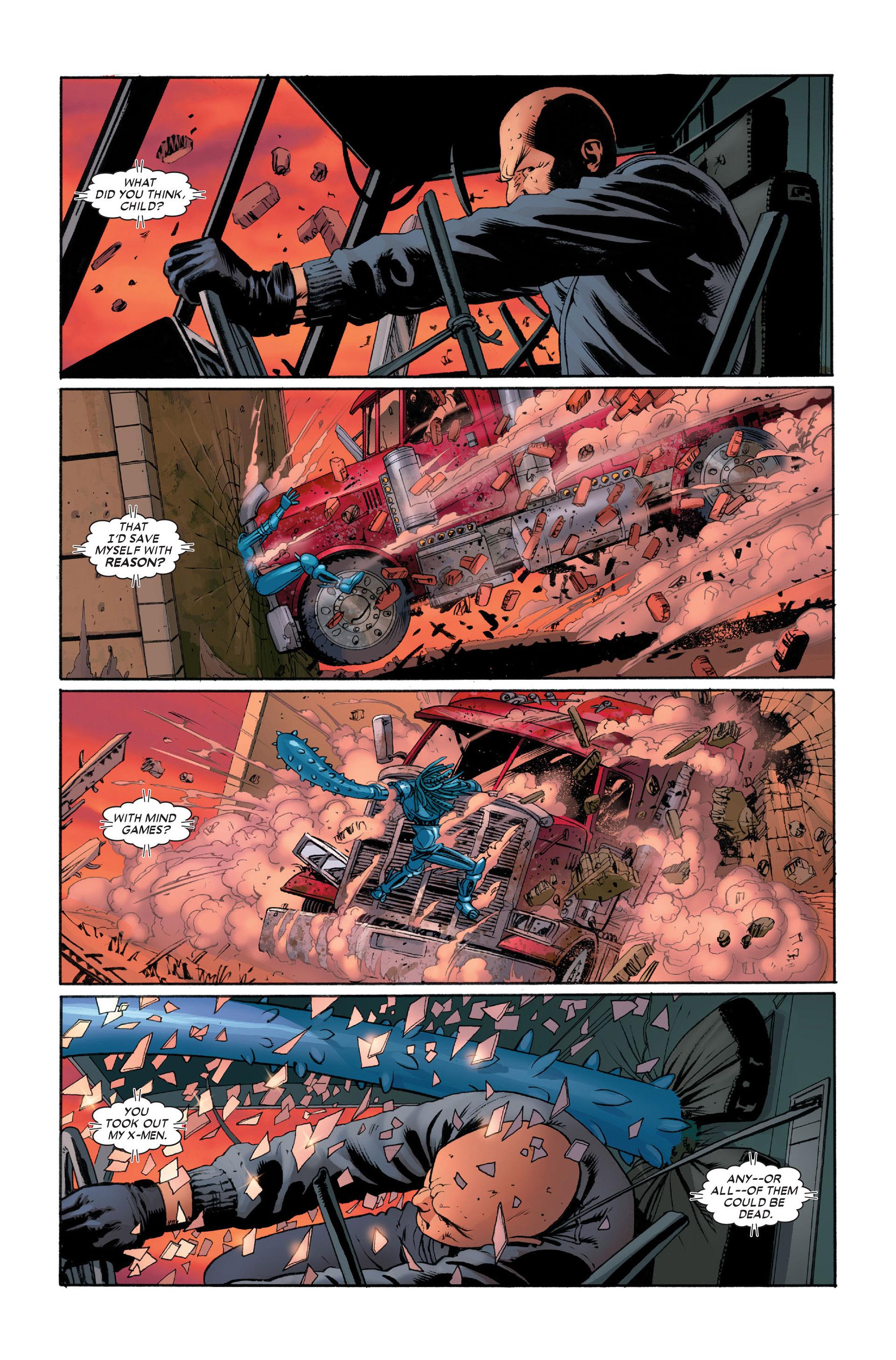 Read online Astonishing X-Men (2004) comic -  Issue #11 - 6