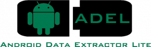 Android Data Extractor Lite (ADEL) Logo