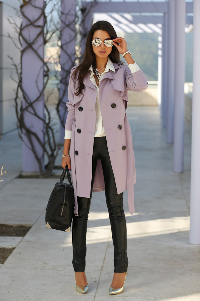 Vivaluxury Fashion Blog By Annabelle Fleur Lavender Ice