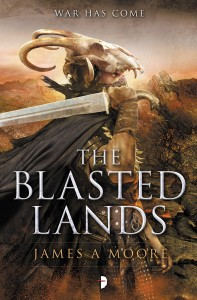 Blasted Lands: Seven Forges Book 2