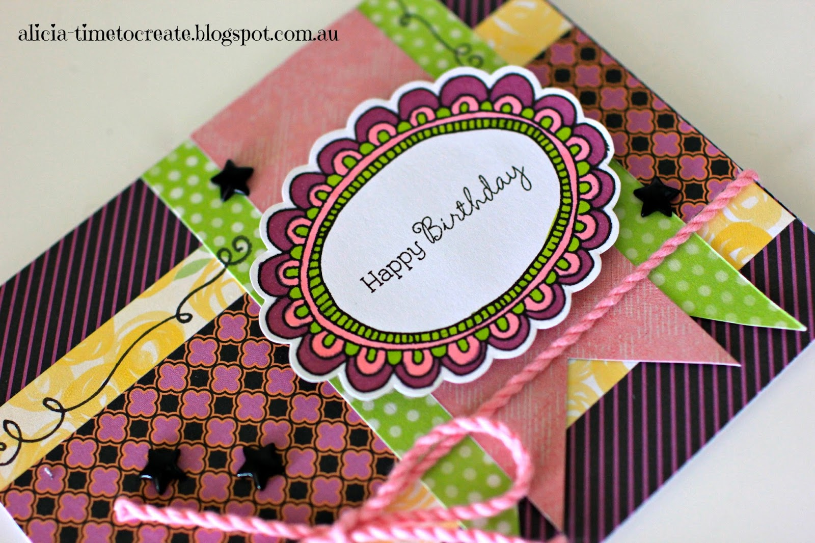 Close to my Heart, Choose Happy Stamp Set