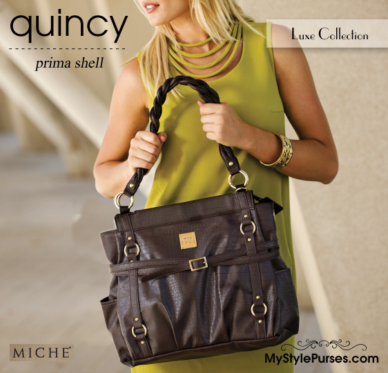 Miche Luxe Collection Quincy Prima Shell