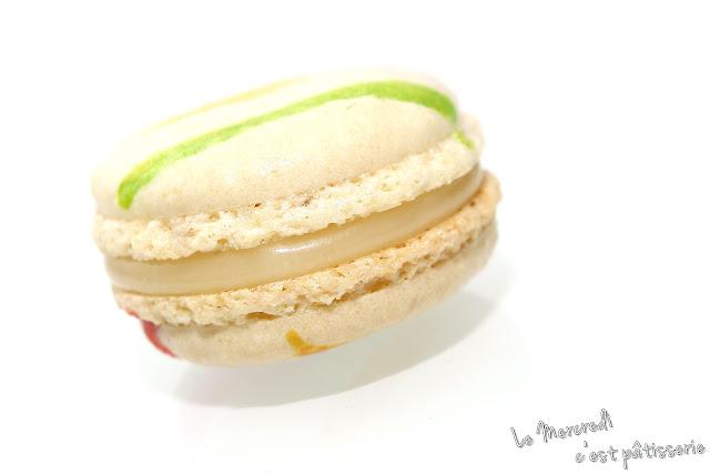 Macarons Arlequin