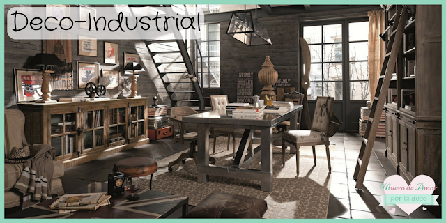 decoracion industrial de la mano de westwing-By Ana Oval