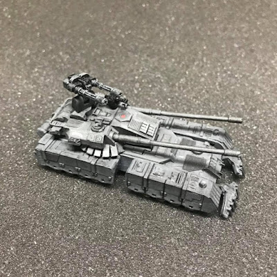 1/144 OverLord tank MK.II picture 2