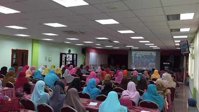 Bengkel Memperkasa Guru KAFA Peringkat Daerah Kuantan 2017 bagi Zon 1