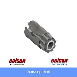 Bánh xe xoay công nghiệp PU Colson chịu lực 540kg 6 inch | 6-6209-939 sử dụng ổ đụa banhxedaycolson.com