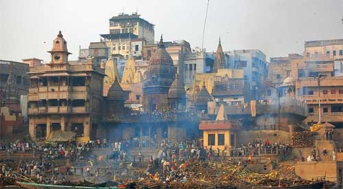 Manikarnika Ghat Story