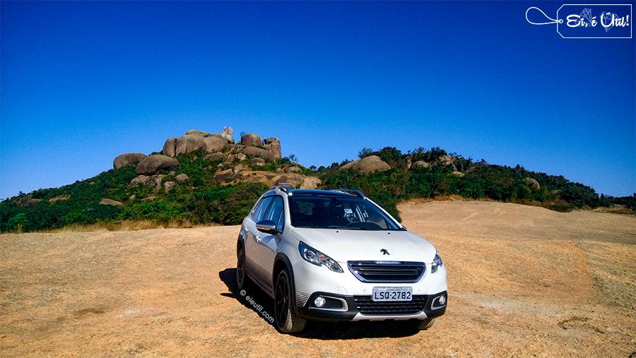 Testamos Peugeot 2008 Crossway 1.6