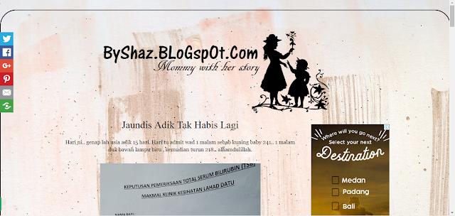 Review Blog : ByShaz.Blogspot.Com