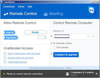 Cara Transfer File Menggunakan TeamViewer