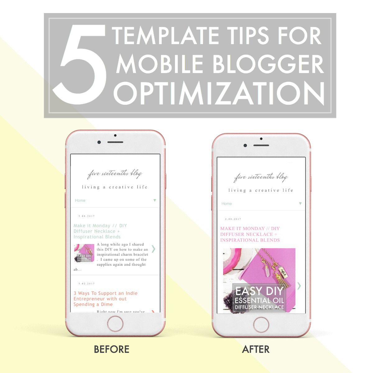five sixteenths blog: Boost Your Blog // 5 Tips to ...