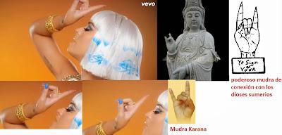 Resultado de imagen de Katy Perry Dark Horse simbología illuminati