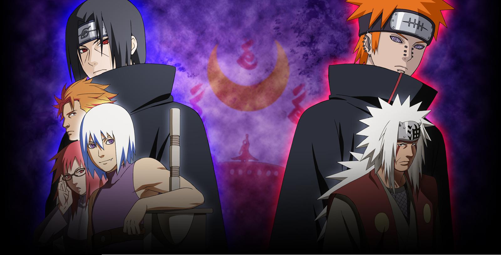 Naruto Shippuden Wallpaper Celular: Wallpapers Naruto Shippuden Y Naruto