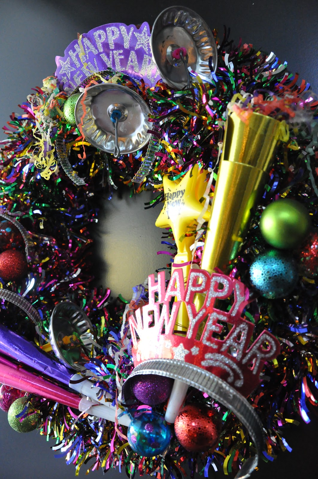 Creative Sparks: Happy 2012! And New Year Resolutions For
