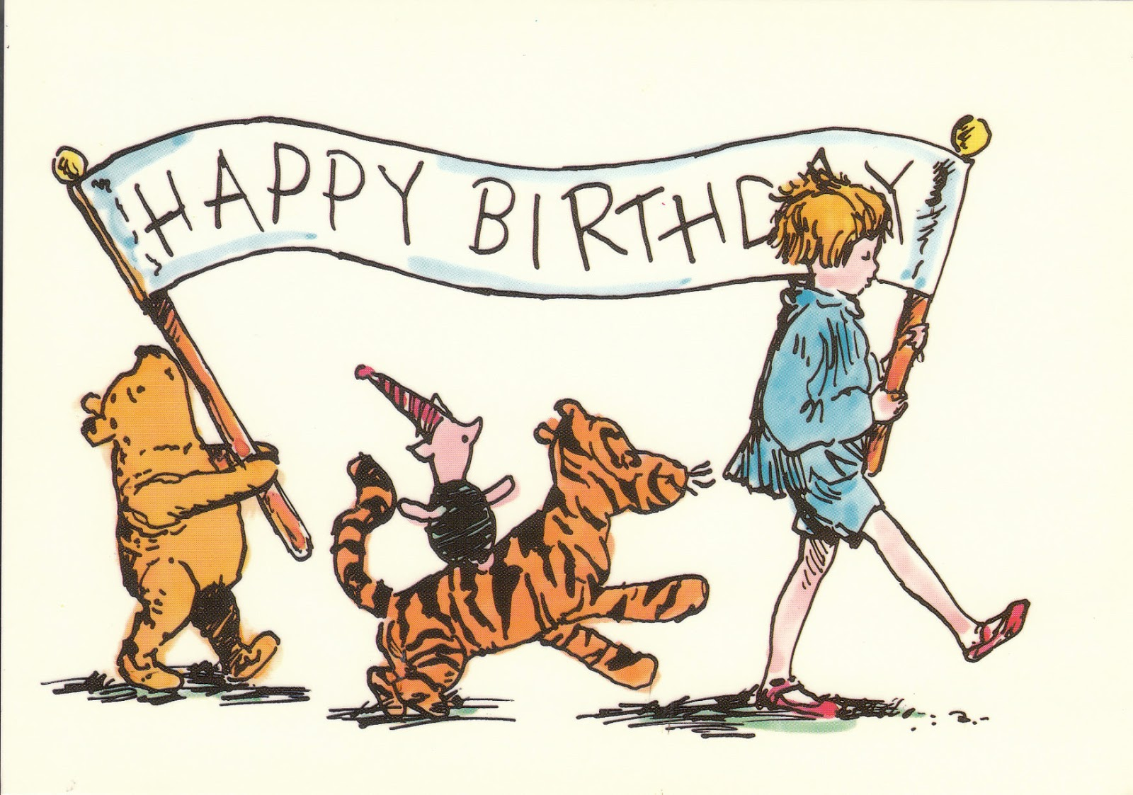 Fresh Vonze's Reader Blog: Happy 90th Birthday Winnie-The-Pooh! VI53