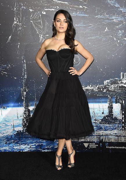 Actress Mila Kunis - Mujer Hoy Magazine Spain July 2016 Asian Girl Models