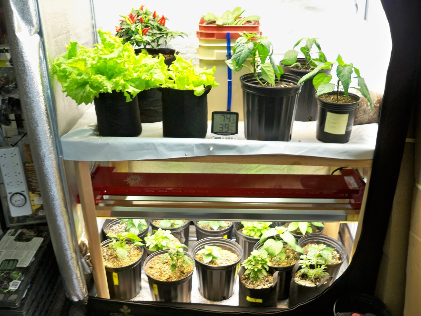 Grow Gear Organic and Hydrogardening