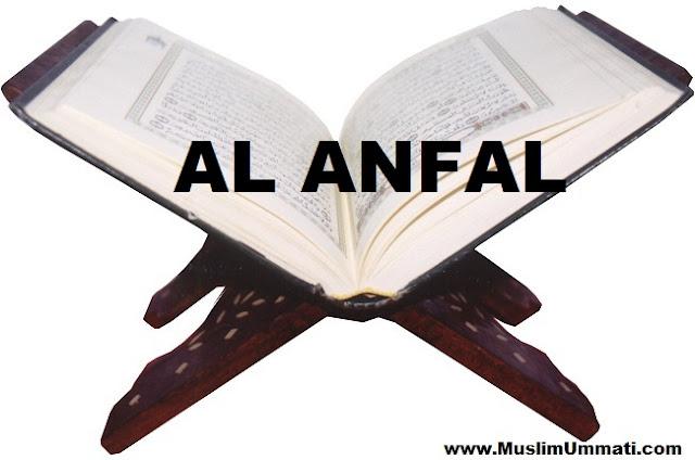 8 Surah Al Anfal