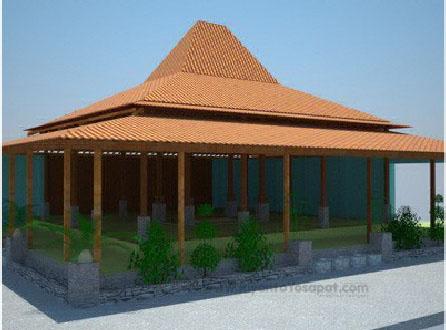 Rumah Adat Rumah Adat Suku Bali Majapahit