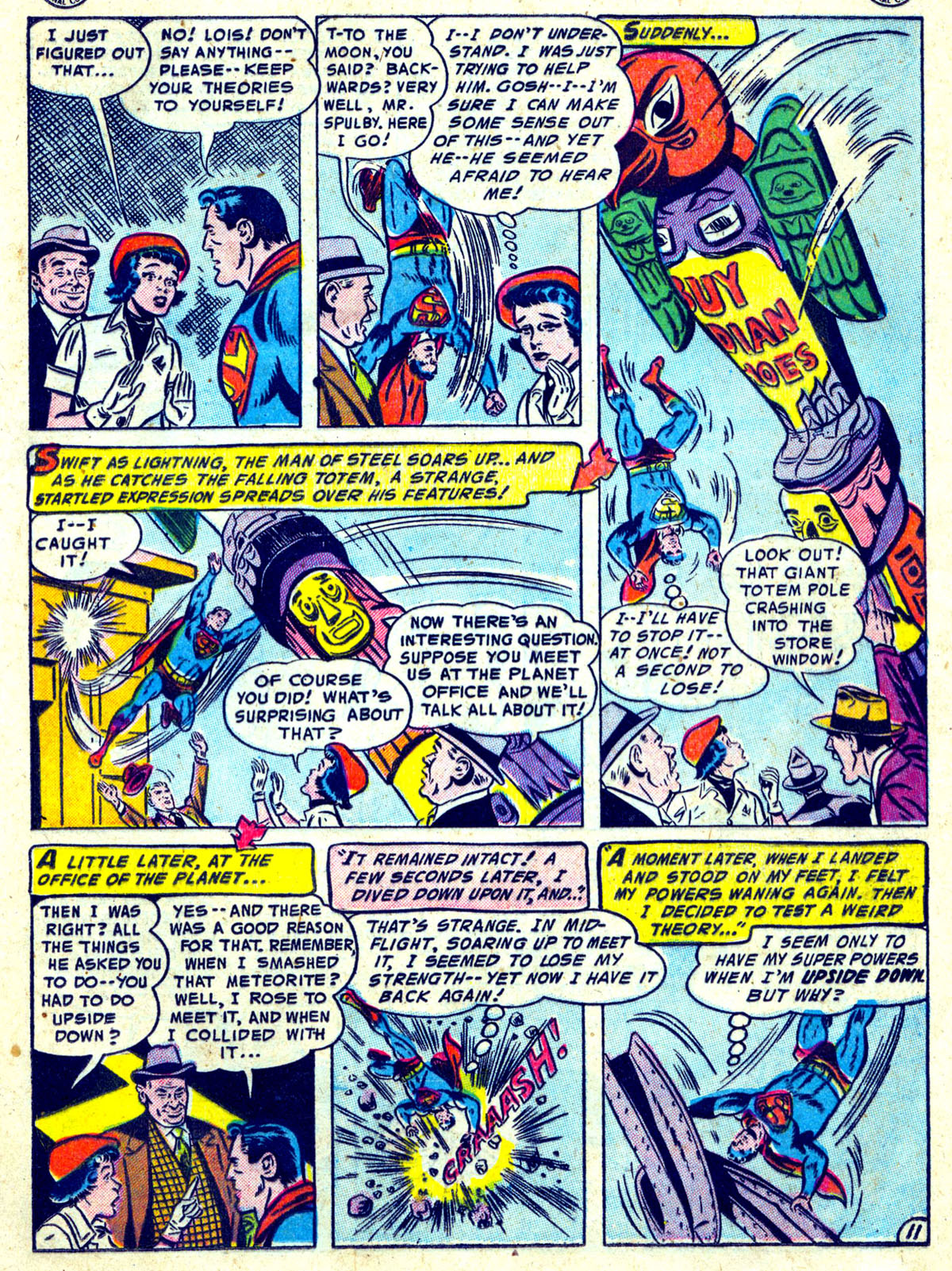 Read online Action Comics (1938) comic -  Issue #204 - 12