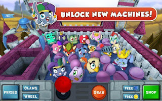 Prize Claw 2 Mod Apk Unlimited Coins
